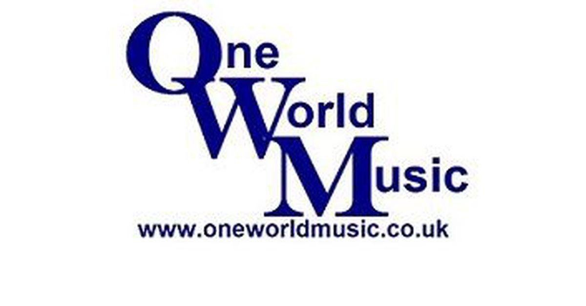 Sensaciones en el puesto número 2 en One World Music (UK)