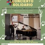 concierto solidario