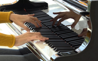 Oscar Pascasio compositor de la semana en Moving Classics TV (Alemania)